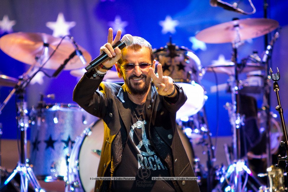 Ringo Starr and his All-Star Band in Concert - 106.9 The Fox