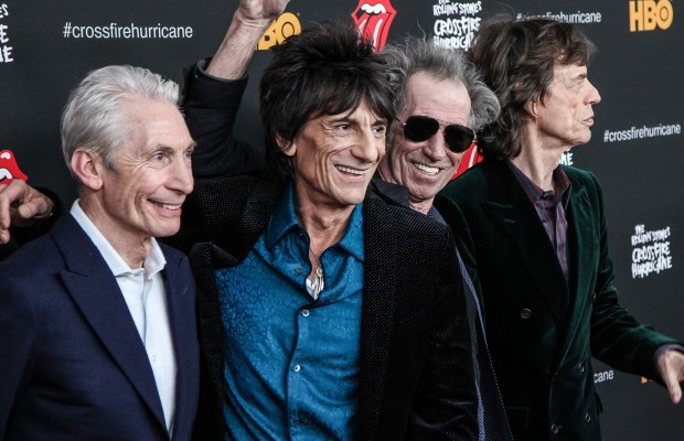 Stones hit L.A. stage, watch eight videos here