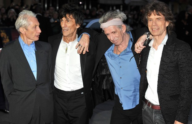 For $20 you could have been in the same room as the Stones
