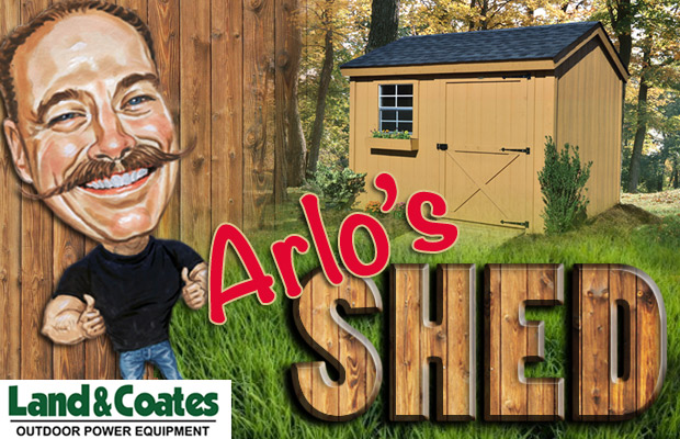 Arlo's Shed Event