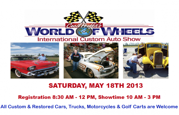 Cecil Proffit's World of Wheels