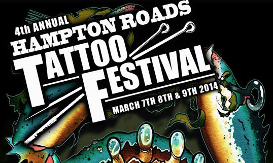 4th Annual Hampton Roads Tattoo Festival
