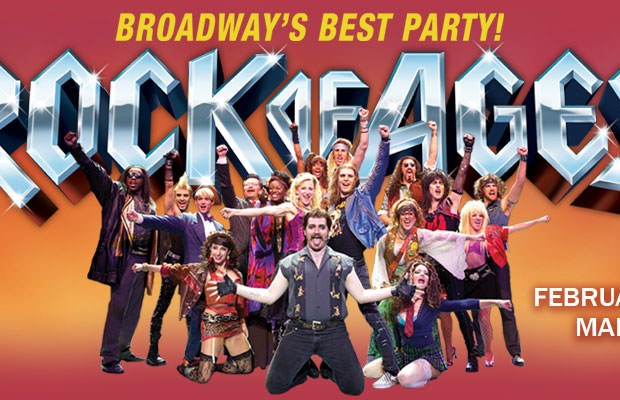 Rock of Ages at Ferguson Center