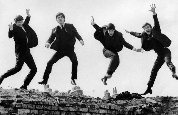 The Beatles vs. The Knack:  one crazy-good mashup