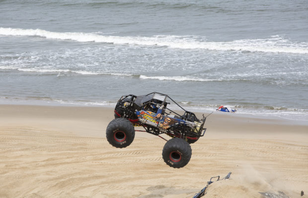 4 Wheel Parts Monsters On The Beach