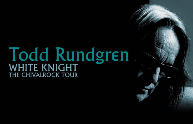 ef08864af82c Todd Rundgren White Night   The Chivalrock Tour